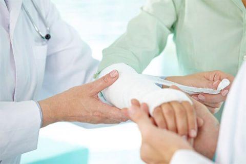 kırık kol nasıl çabuk iyileşir